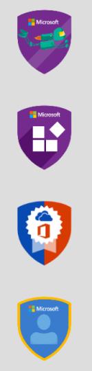 microsoft-badges